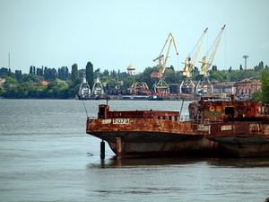 Из портов украинского Придунавья только Измаил наращивает грузооборот