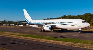"""Авиакомпания """"Bravo Airways"""" пополнила свой парк еще одним """"боингом"""""""
