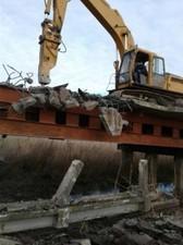 Мост у с. Паланка уже ремонтируют (ФОТО)