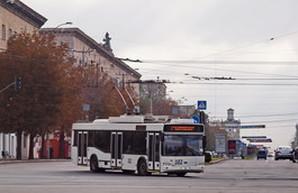 Донецкая ОГА объявила тендер на троллейбусы для Краматорска