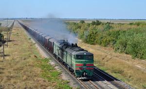 Железную дорогу до Николаева будут электрифицировать и делать двухпутной
