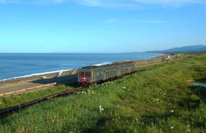 Остров Сахалин и Японию хотят связать подводной железной дорогой