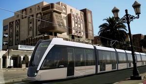 В Алжире запустили новую трамвайную систему в городе Уаргла