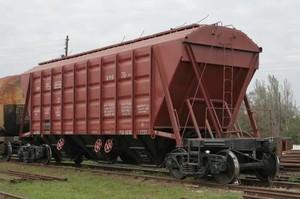 В Укрзализныце из старых вагонов для перевозки цемента решили делать зерновозы