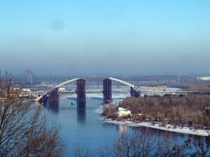 В Киеве таки достроят мост на Троещину