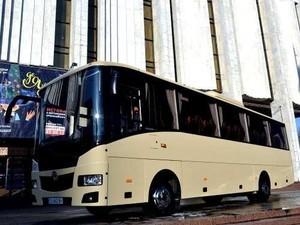 """""""Эталон"""" планирует начать поставки в Европу экологического автобуса """"Евро-6"""""""