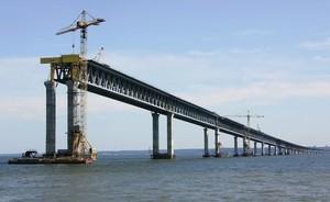 Желающих строить Керченский мост не оказалось