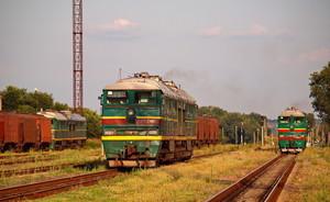 Украинские железные дороги планируют увеличить грузооборот на 1,7%, а доход на 11%