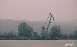 На юге Одесской области строят паромную переправу в Румынию (ФОТО)