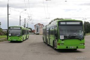 В Литве разработали уникальное мобильное приложение для слабовидящих пассажиров общественного транспорта