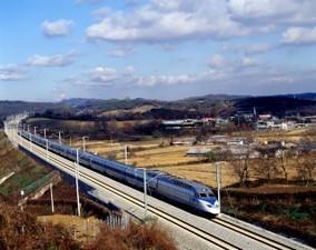 Сеул обзавелся новой высокоскоростной рельсовой магистралью