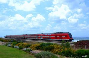 Израильские железные дороги начинают электрификацию