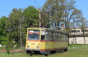 Самая маленькая трамвайная система Украины прекратила работу