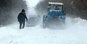 Одесская область: ситуация на дорогах