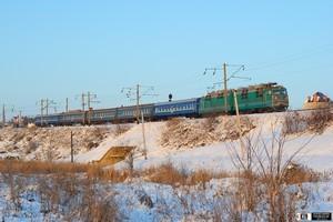 Из-за снегопадов запускается дополнительный поезд Одесса - Измаил