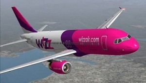 Wizz Air  добавит еще один Airbus A320 к своему киевскому флоту