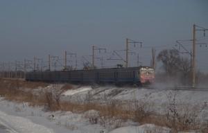 Как железная дорога борется со снегом
