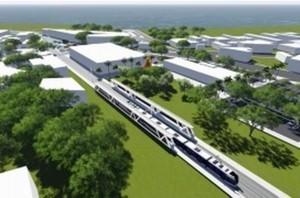 В бразильском городе Сальвадор планируют строительство линии скоростного трамвая