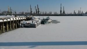 На Дунае объявлено начало ледовой кампании (ФОТО)