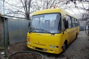 Для учеников Болградского района приобретен новый школьный автобус (ФОТО)