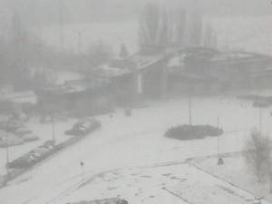 Черноморский морской порт готовится к работе в ледовых условиях