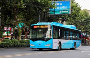 В китайский Тянцзинь поступило 500 электробусов