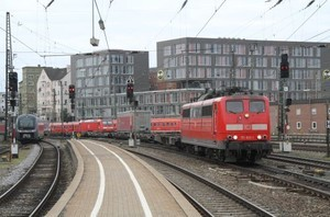 Германия и Япония совместно разрабатывают локомотив с гибридным двигателем