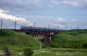 На Одесской железной дороге реконструировали перегон у станции Новоукраинка