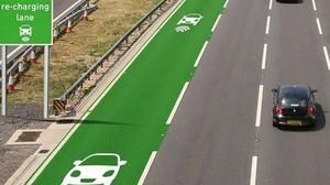 В Израиле проводятся испытания дороги, которая подзаряжает электромобили на ходу