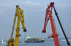 По итогам работы в 2016 году Одесский порт вышел на показатель 2015 года