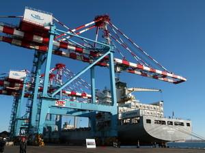 Десятую часть всех налоговых поступлений в Одесской области обеспечило одно портовое предприятие
