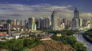 В китайской провинции за год построят 9 новых аэропортов