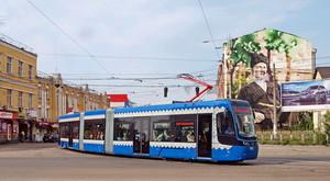 Кличко хочет обновить все трамваи скоростной линии на Борщаговку (ФОТО)