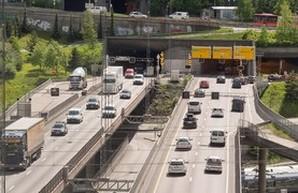 В Осло временно запретили дизельные автомобили