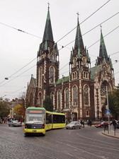 Во Львове запустили пилотный проект оплаты проезда в городском транспорте с помощью электронного билета