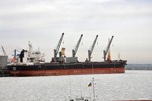 В одесском порту началась ледовая кампания (ФОТО)