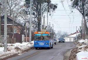 В Житомире открыли новую линию троллейбуса (ФОТО)