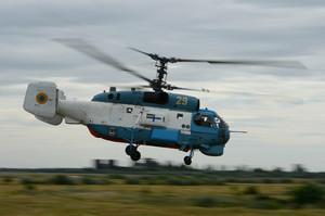 Для ВМС Украины ремонтируют противолодочный вертолет
