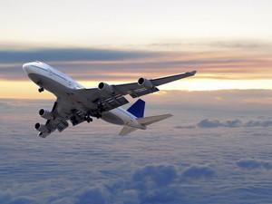Международные авиалинии Украины закупили почти новый лайнер