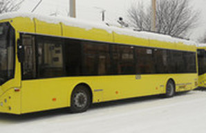 В Краматорске завершилась поставка партии новых белорусских троллейбусов (ФОТО)