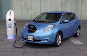Украина выбилась в лидеры Европы по темпам роста рынка электромобилей