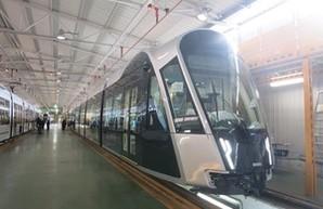 Как в Европе строят современные низкопольные трамваи (ФОТО)