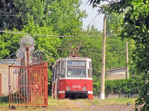 Мэрия Краматорска планирует заменить экологически чистый трамвай на автобусы