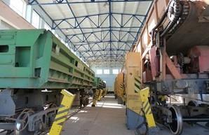 """""""Одесская железная дорога"""" выполнила план по ремонту вагонов на 100%"""
