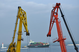 Аудитом многомиллиардных проектов дноуглубления в портах Большой Одессы займется ЕБРР