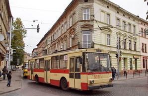 Львов расширяет действие электронного билета на некоторые маршруты троллейбусов