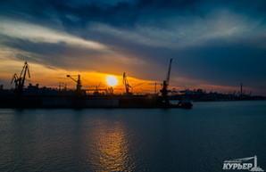 В Верховной Раде хотят перенаправлять часть портовых сборов в города
