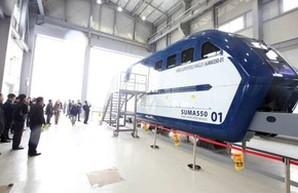 В Корее хотят построить сверхскоростной поезд-аналог Hyperloop