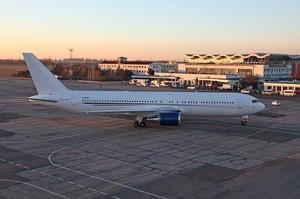 В одесском аэропорту завершен первый этап строительства нового терминала