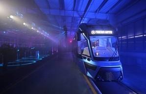 В польской Познани закупают местные низкопольные трамваи с агрессивным дизайном (ФОТО)